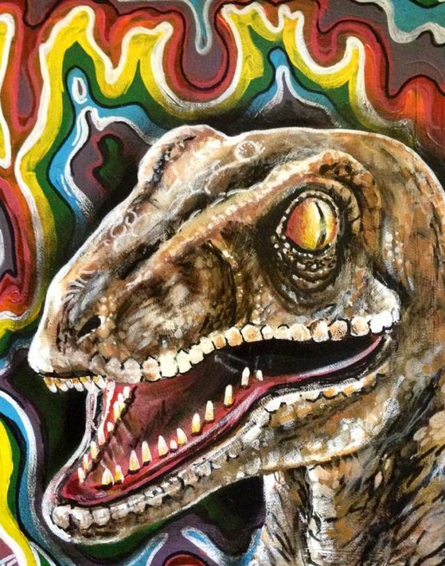 rainbowraptor